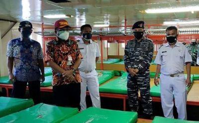 Salut! Usulan Pemkot Bitung Jadikan Kapal Pelni Tempat Isolasi Disetujui Kemenhub RI